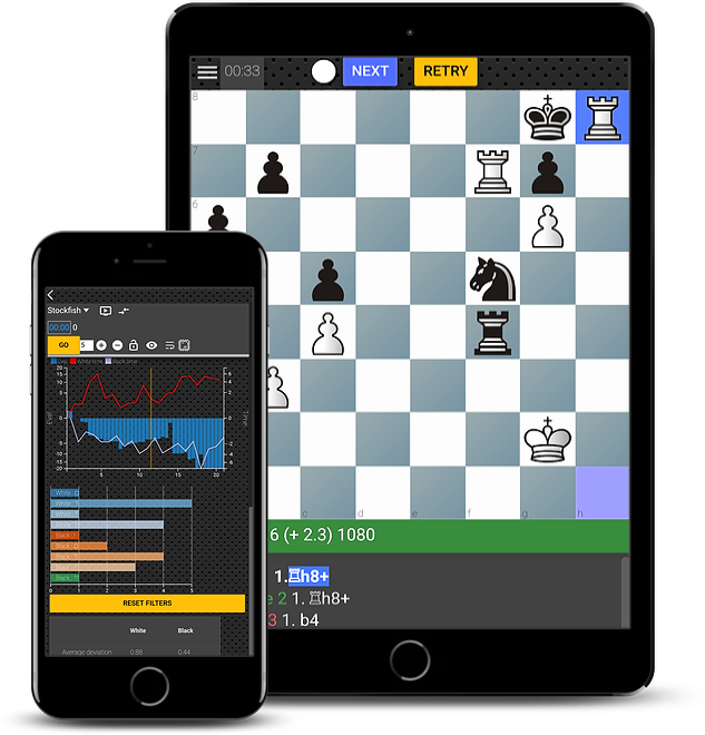 Chess Tempo mobile