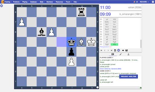 Играть в шахматы бесплатно с компьютером